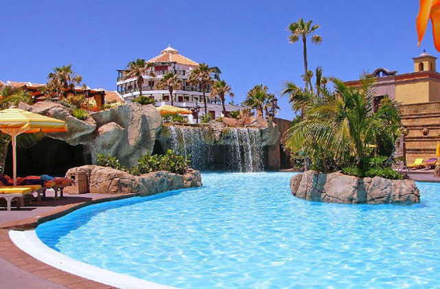hotel europe villa cortes tenerife: