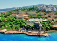 Charter vara Bodrum - Hotel Green Beach Resort 5*