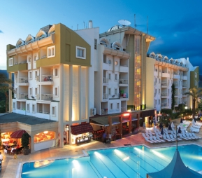 Grand Cettia Hotel 4*, Marmaris