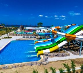 Super oferta Kusadasi! Hotel Palm Wings Ephesus Beach Resort 5*