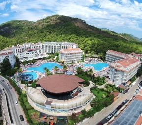 25% reducere la Hotel Green Nature Resort 5* din Marmaris