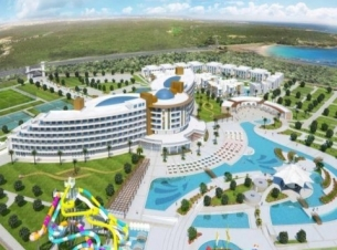 Hotel Aquasis Deluxe Resort & Spa 5* - Didim 1