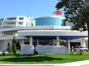 Hotel Green Nature Diamond 5* - Marmaris 1